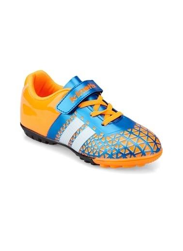 Kinetix Halı Saha Ayakkabısı Oranj